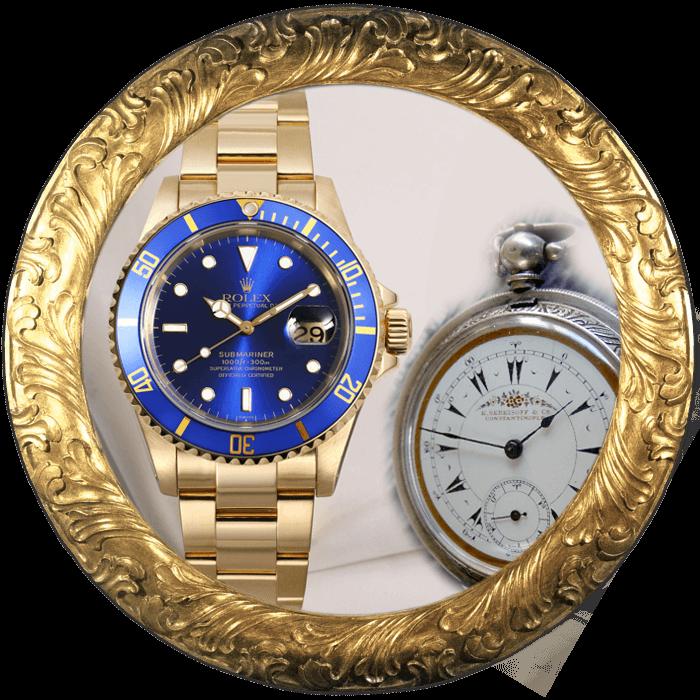 Αγοράζουμε ρολόγια