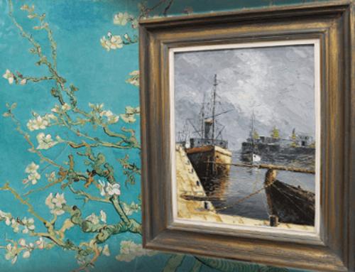 Παλαιοί πίνακες ζωγραφικής …  ένα καλά κρυμμένο μυστικό