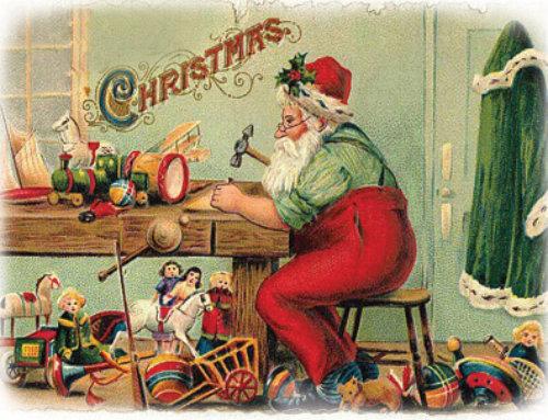 Οι αντίκες των Χριστουγέννων