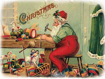 Αγοράζουμε χριστουγεννιάτικες αντίκες